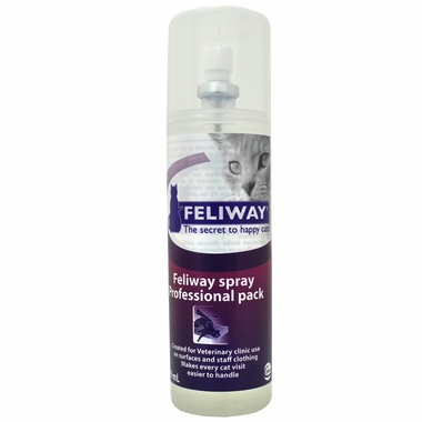 Picture Feliway Spray for cats