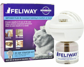 Picture Feliway diffuser started kit